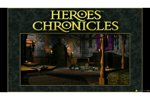 Heroes Chronicles: The Final Chapters gameplay (PC Game ...