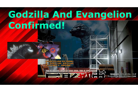 City Shrouded In Shadow Game- Goji & Evangelion Confirmed ...