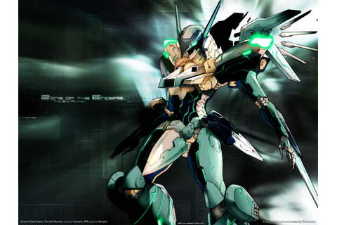 Zone of the Enders 2: The Second Runner | Canto Gamer