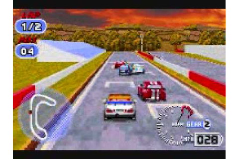 TOCA World Touring Cars GBA Gameplay - YouTube