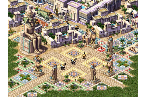 Faraon (Pharaoh) [Classic Games] [PC] - Identi