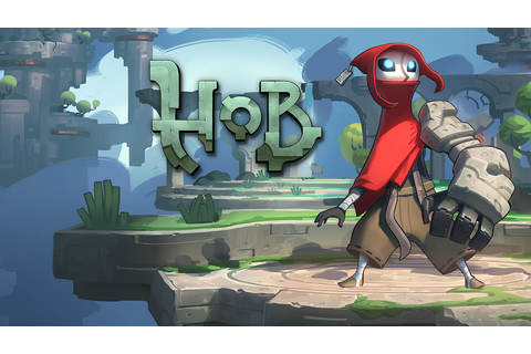 Hob Game | PS4 - PlayStation