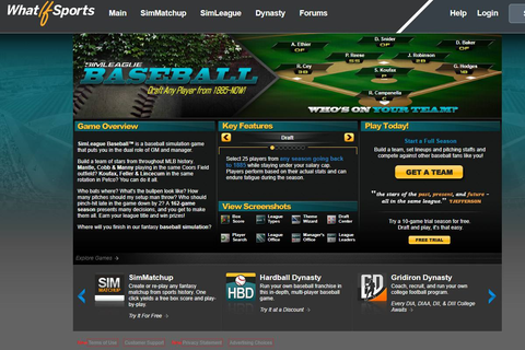 10 Best Computer Baseball Games