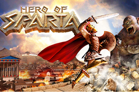 Hero of Sparta [PS3/PSP Mini, 2009] – The Warning Sign