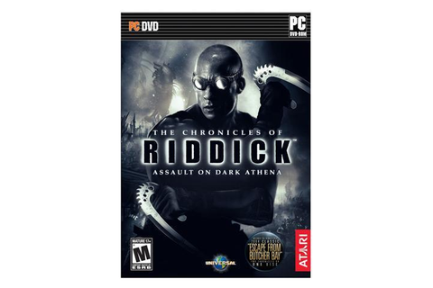 Chronicles of Riddick: Assault on Athena PC Game - Newegg.com