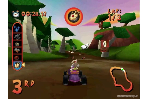 Looney Tunes Racing Download Game | GameFabrique