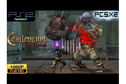 Castlevania: Curse of Darkness - PS2 Gameplay 1080p (PCSX2 ...