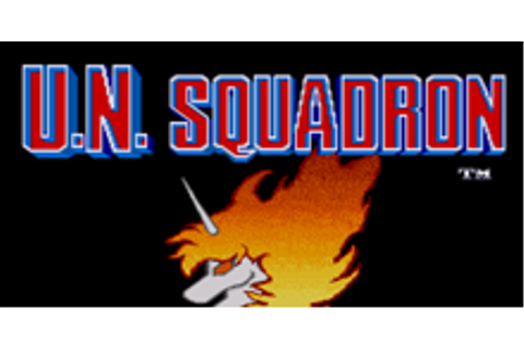 U.N. Squadron Download Game | GameFabrique