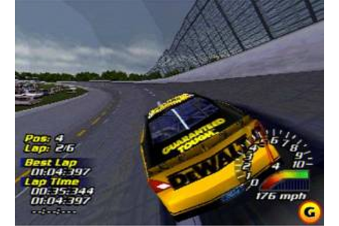 Game Classification : NASCAR 2001 (2000)