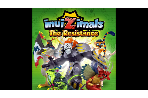 Invizimals: The Resistance Game | PSVITA - PlayStation