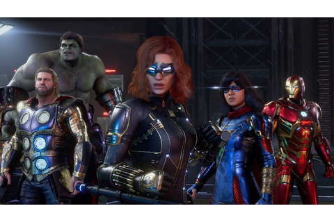 Marvel's Avengers Gameplay, Co-Op, Story Trailers Unveiled ...