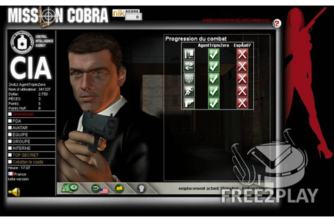 Mission cobra Free2Play - Mission cobra F2P Game, Mission ...