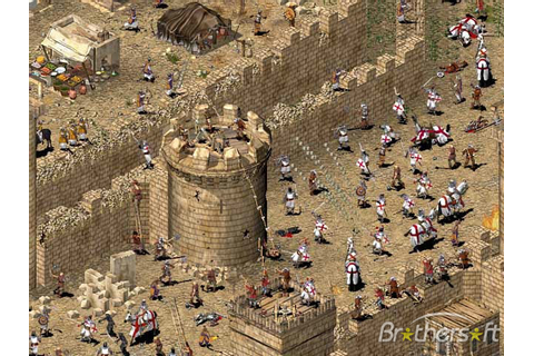 Classic Games 97: Stronghold Crusader