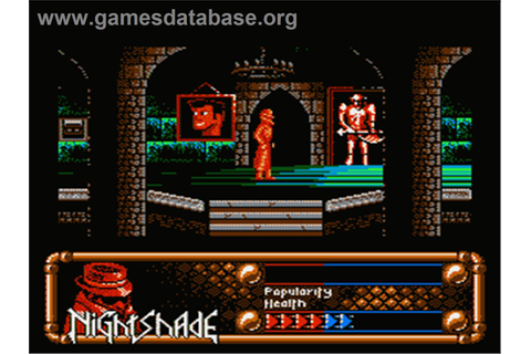 Nightshade (1992 video game)