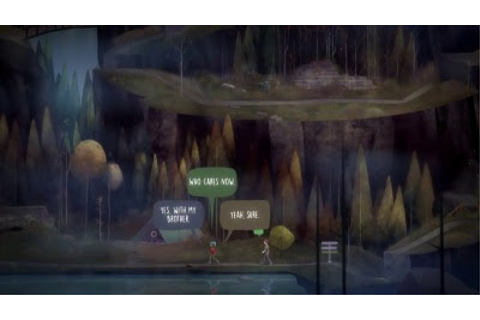 (What's The) Name Of The Song: Oxenfree - Launch Trailer ...