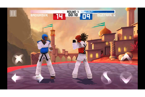 Taekwondo Game - Android Gameplay HD - YouTube