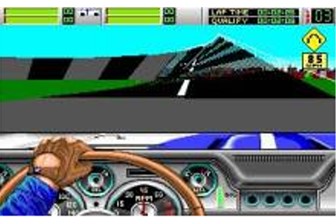Stunt Driver Download (1990 Sports Game)