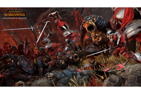 Total War: Warhammer - see the first in-game screenshots ...