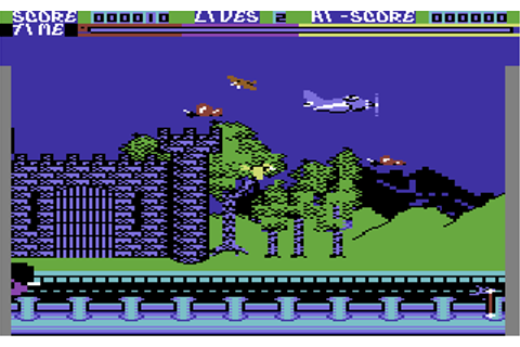 Download Percy the Potty Pigeon (Commodore 64) - My ...