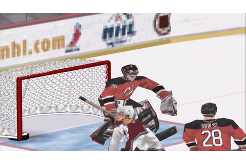 NHL 2001 PS1 Gameplay HD - YouTube