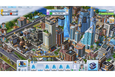 CityVille 2 is a city builder simulation, social game ...