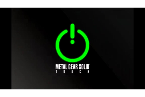Metal Gear Solid Touch - IGN.com