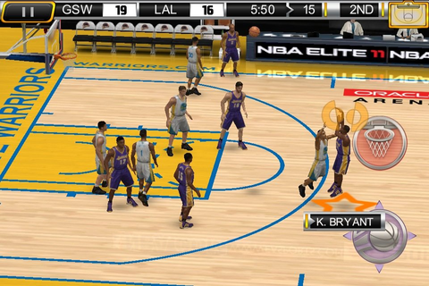 Review: NBA Elite 2011 - Slam Dunk?