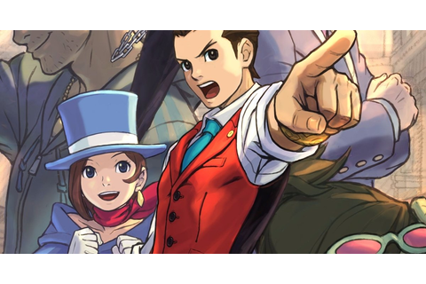 Apollo Justice: Ace Attorney 3DS Review