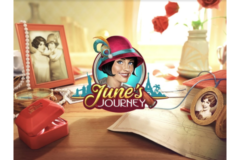Wooga's June's Journey hidden-object game features ...