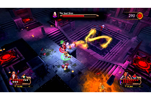 My Review Of Crimson Alliance RPG Game For Xbox 360 ...