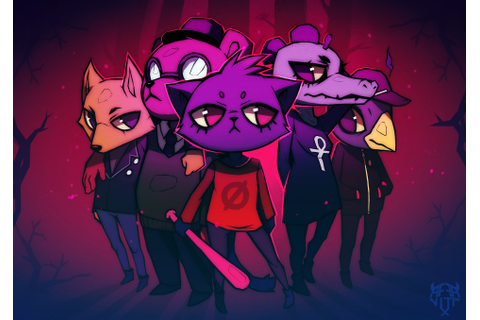 Twitter's Most Amazing Night In The Woods Fan Art | AllGamers