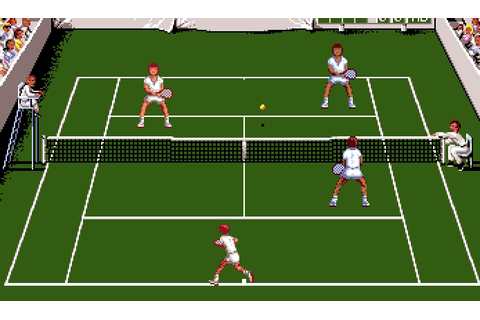 Pro Tennis Tour 2 (amiga/win) – GamesReplay
