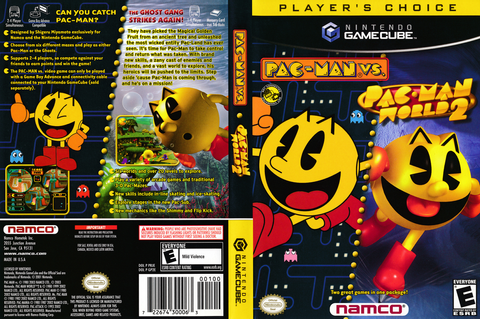 PRJE01 - Pac-Man vs.