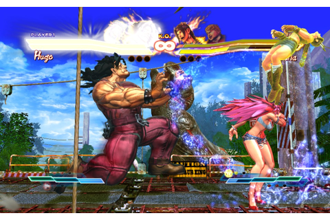 Street Fighter X Tekken PC Download - VideoGamesNest