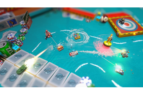 New Games: MICRO MACHINES WORLD SERIES (PC, PS4, Xbox One ...
