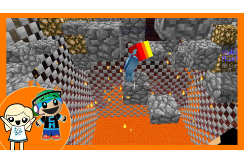 Minecraft - Death Cube Mini Game with Cybernova - A Lava ...