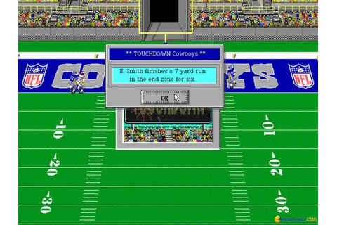 NFL Pro League Football 1995 download PC