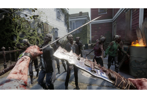 The Walking Dead: Saints & Sinners Download PC ...