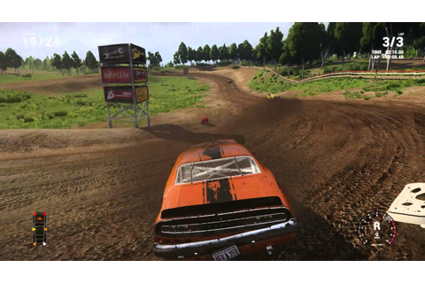 Next Car Game 2014 Dirt Race - YouTube