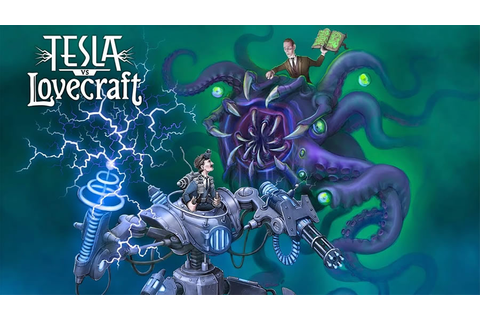 Tesla vs. Lovecraft Review for Steam (2018) - Defunct Games