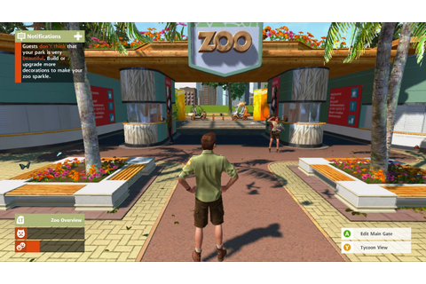 Zoo Tycoon XBOX360 free download full version ~ Mega ...