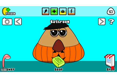 Pou Game #1 - YouTube