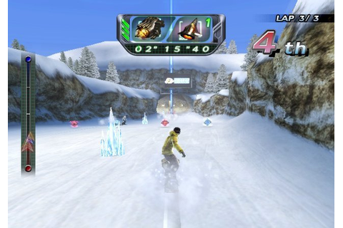 Snowboard Riot (WiiWare) News, Reviews, Trailer & Screenshots