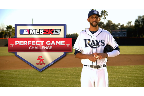 First pitch: MLB 2K13's Perfect Game Challenge officially ...