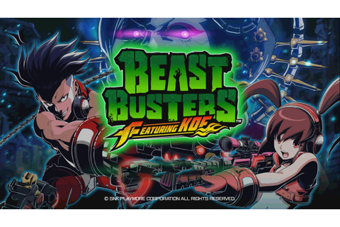 BEAST BUSTERS featuring KOF Android GamePlay Trailer ...
