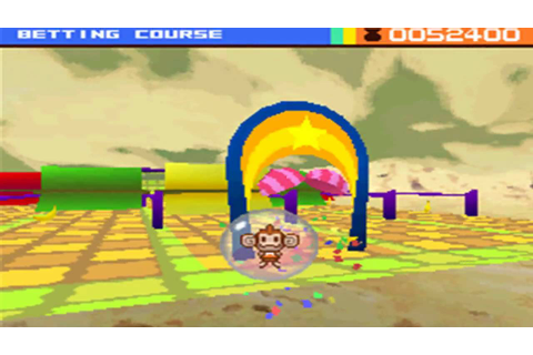 Super Monkey Ball: Touch and Roll Playthrough Part 1 - YouTube