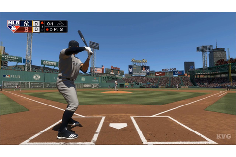 MLB The Show 18 Gameplay (PS4 HD) [1080p60FPS] - YouTube