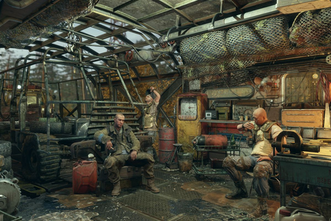 Metro Exodus is getting a new game plus mode, developer ...