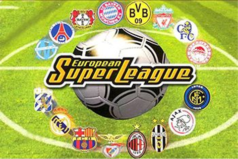 European super league - Symbian game. European super ...