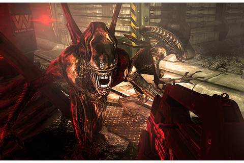 'Aliens: Colonial Marines' and 'AVP' (2010) Have Returned ...